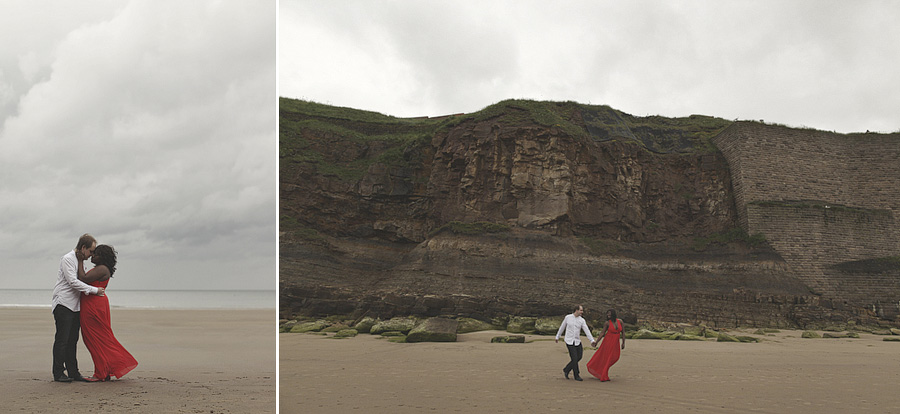 Whitby, Yorkshire Pre-Wedding Photography