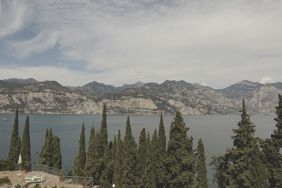 View of Lake Garda