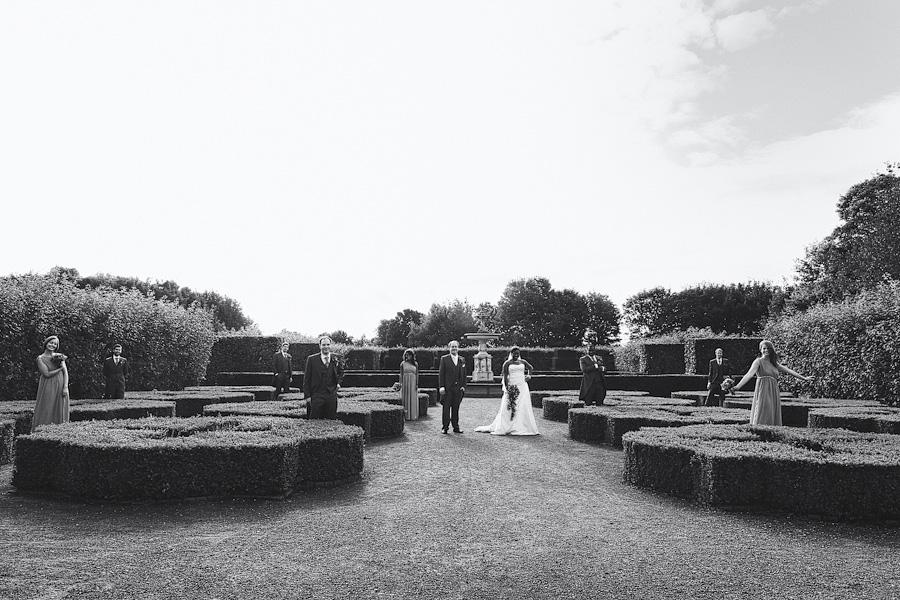 Wedding Photography at Temple Newsam