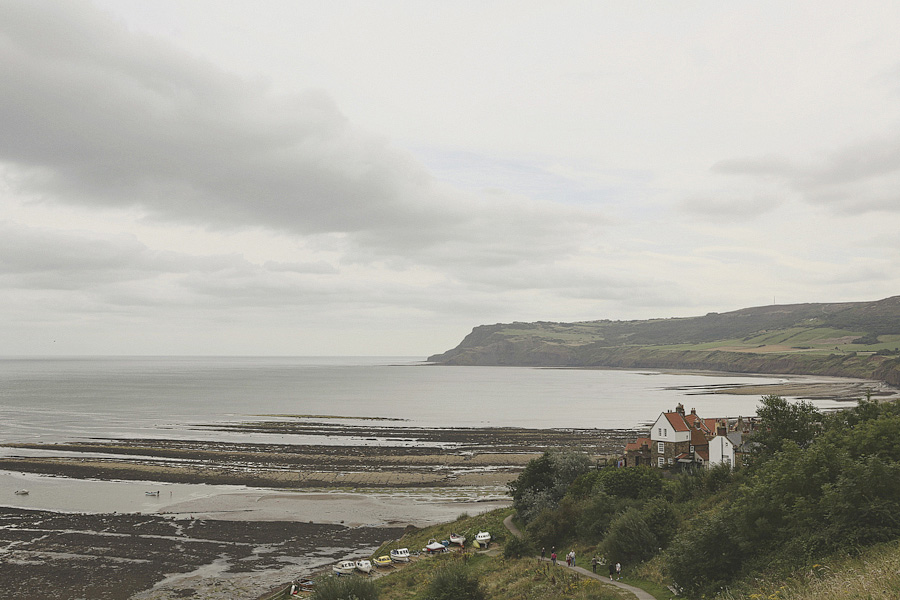 whitby wedding photography 2 Robin Hoods Bay, Whitby Wedding Photography