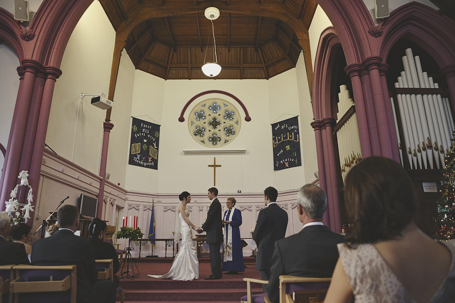 Filey Wedding Photography Filey Methodist Church