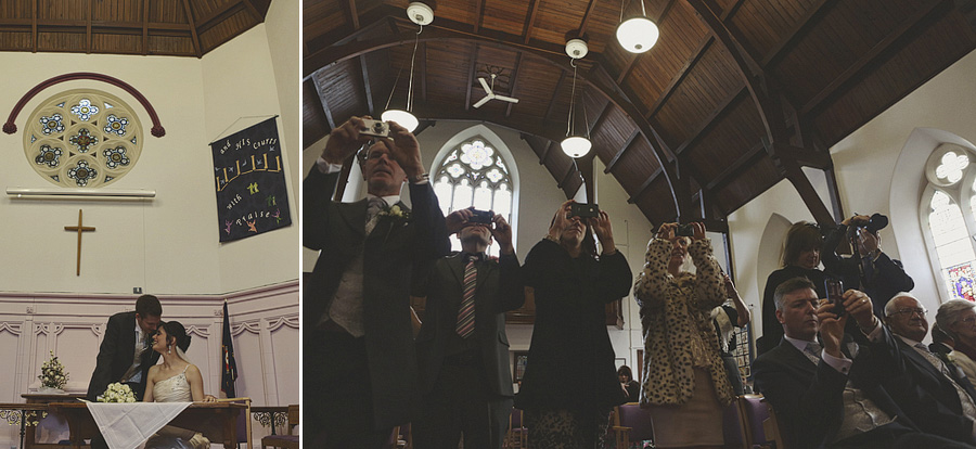 Filey Methodist Church & Ox Pasture Hall Wedding Photography