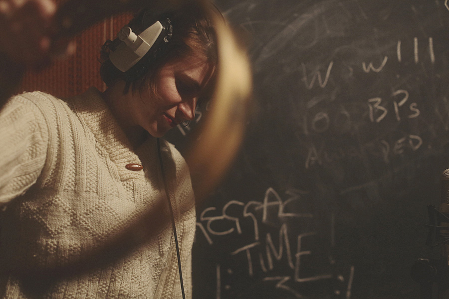 Editorial & Documentary Photography at a UK Recording Studio