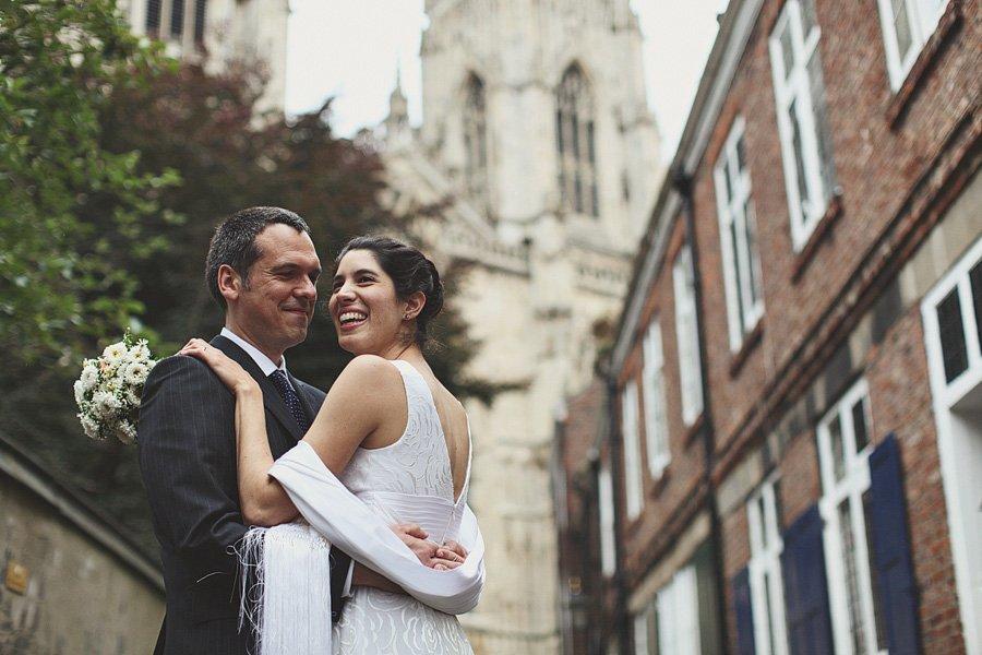 Bedern Hall York Wedding Photography-1