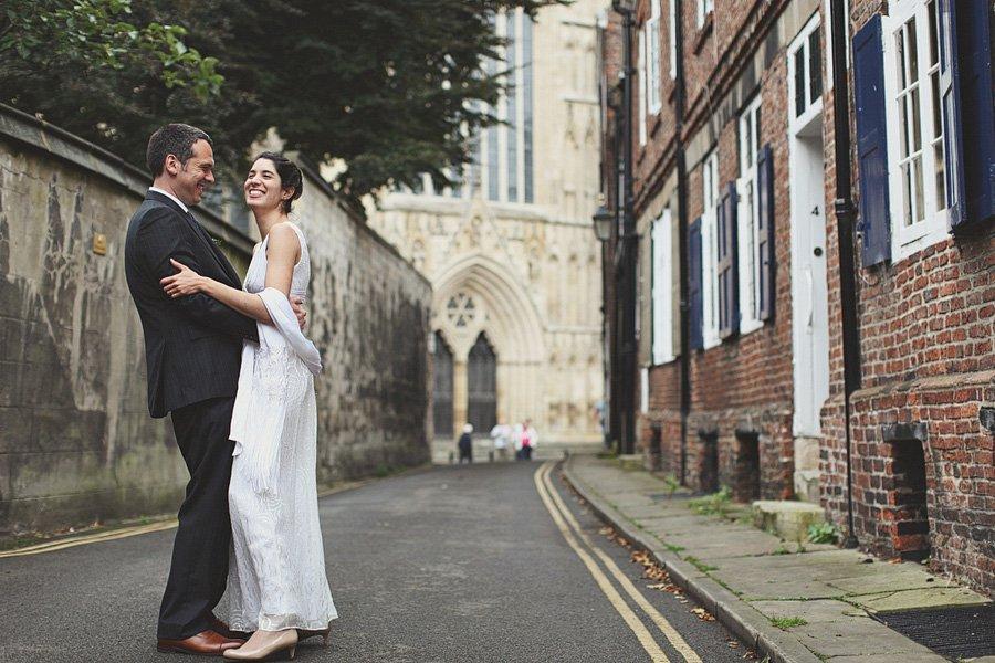 Bedern Hall York Wedding Photography-12