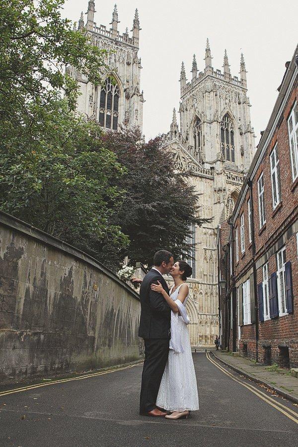 Bedern Hall York Wedding Photography-13