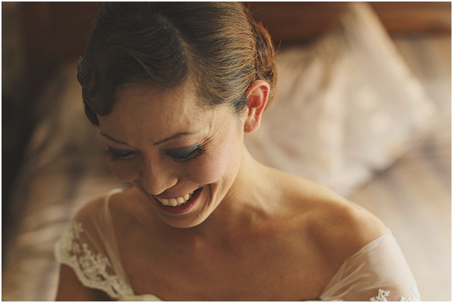 Ox Pasture Hall Bridal Preparations