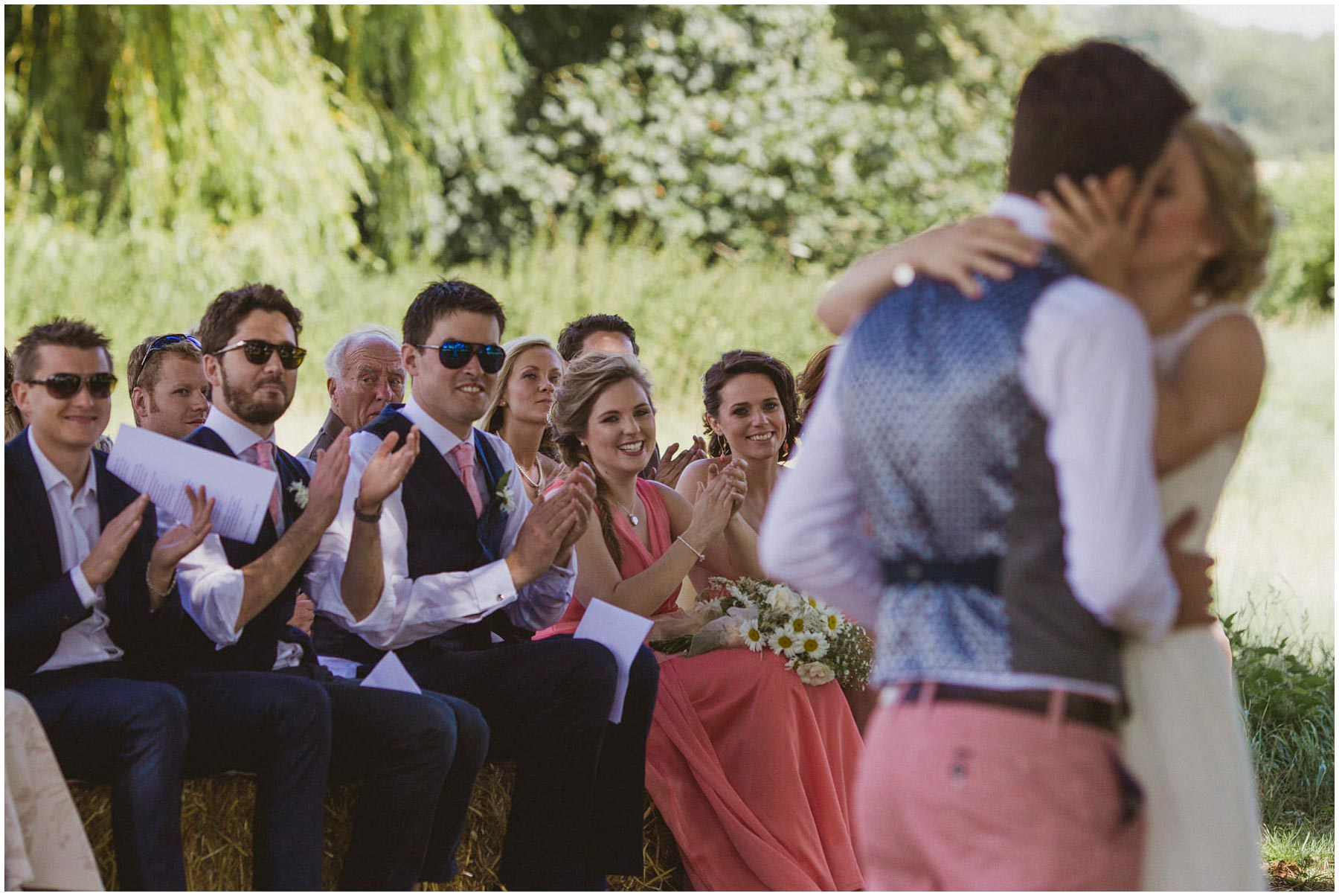 Festival Tipi Wedding Ceremony