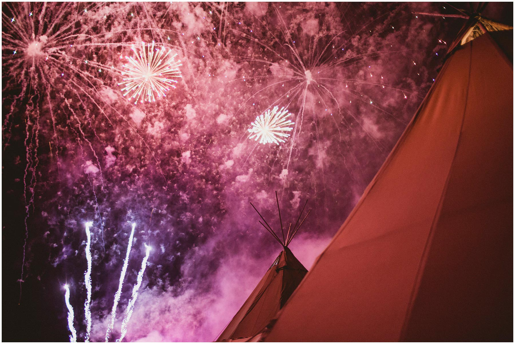 Kent Tipi Fireworks