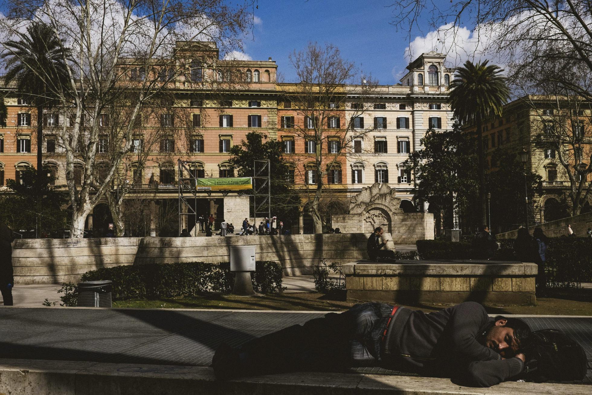 Rome Street Photographer