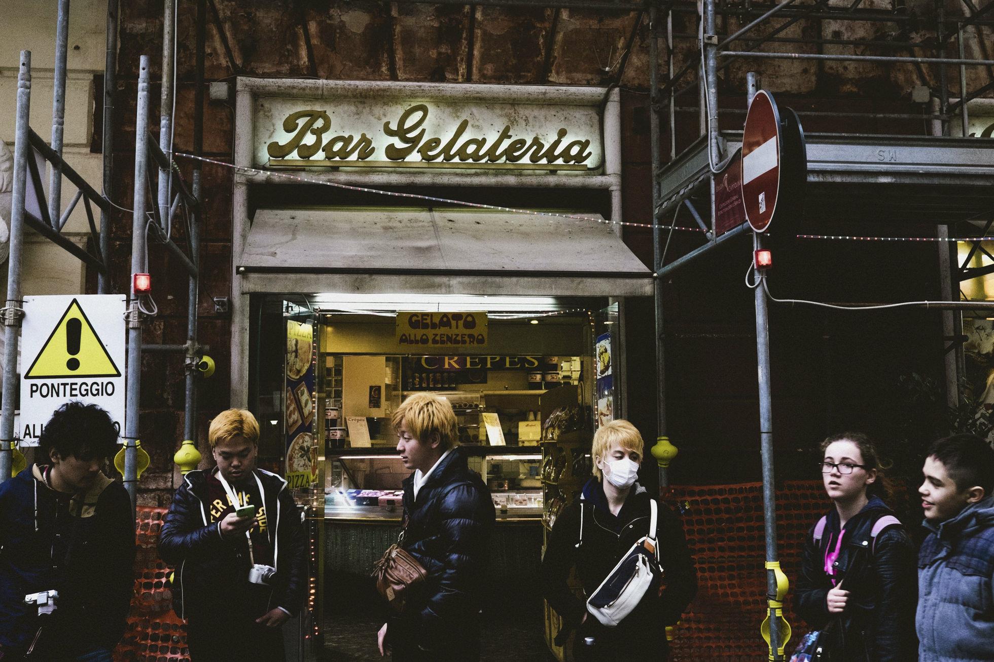 Italy Street Photography