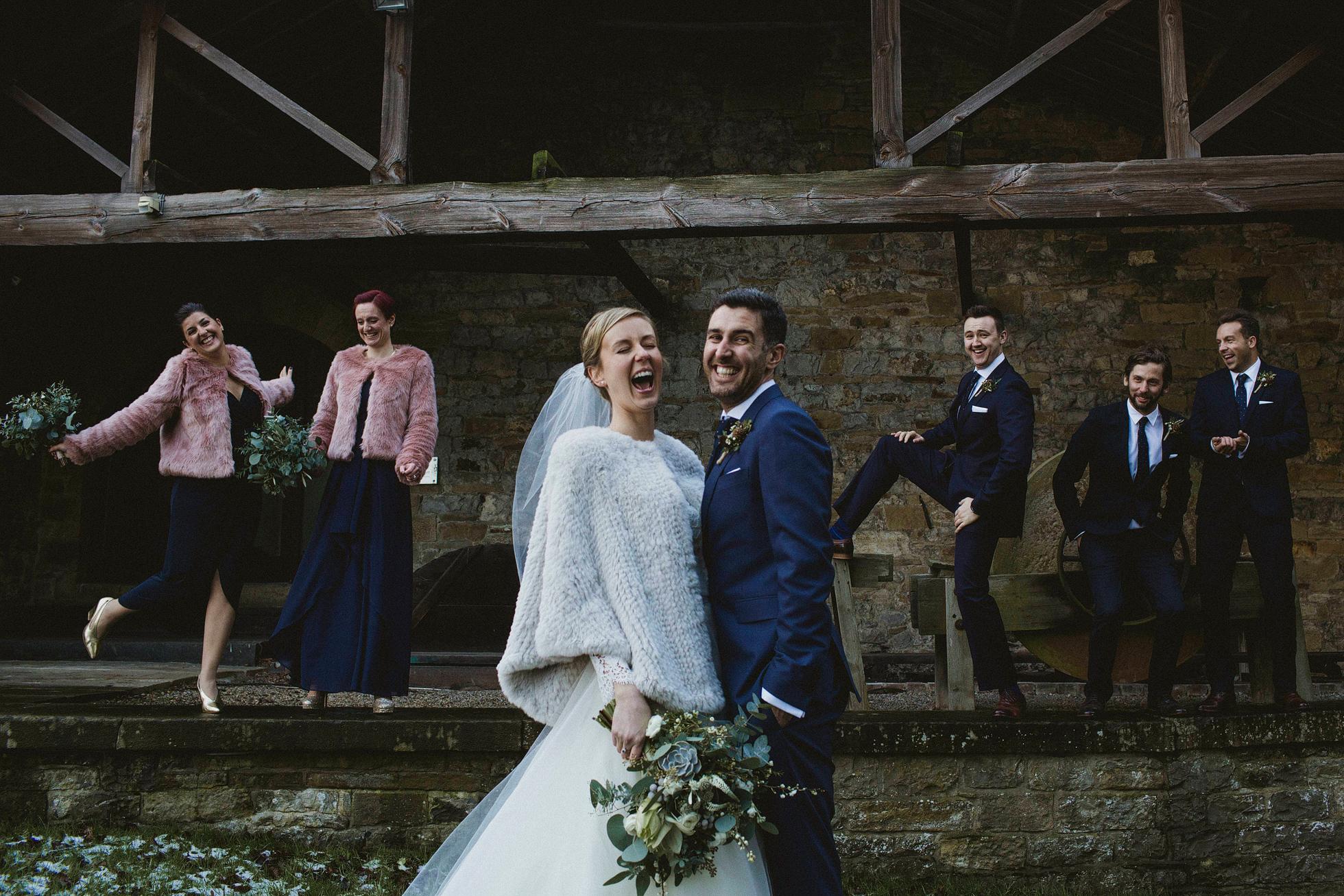 Broughton Hall Wedding Groups