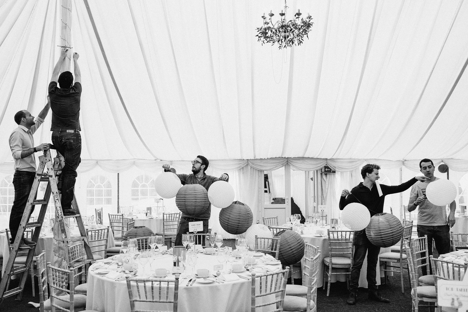 Winter Wedding at Middleton Lodge