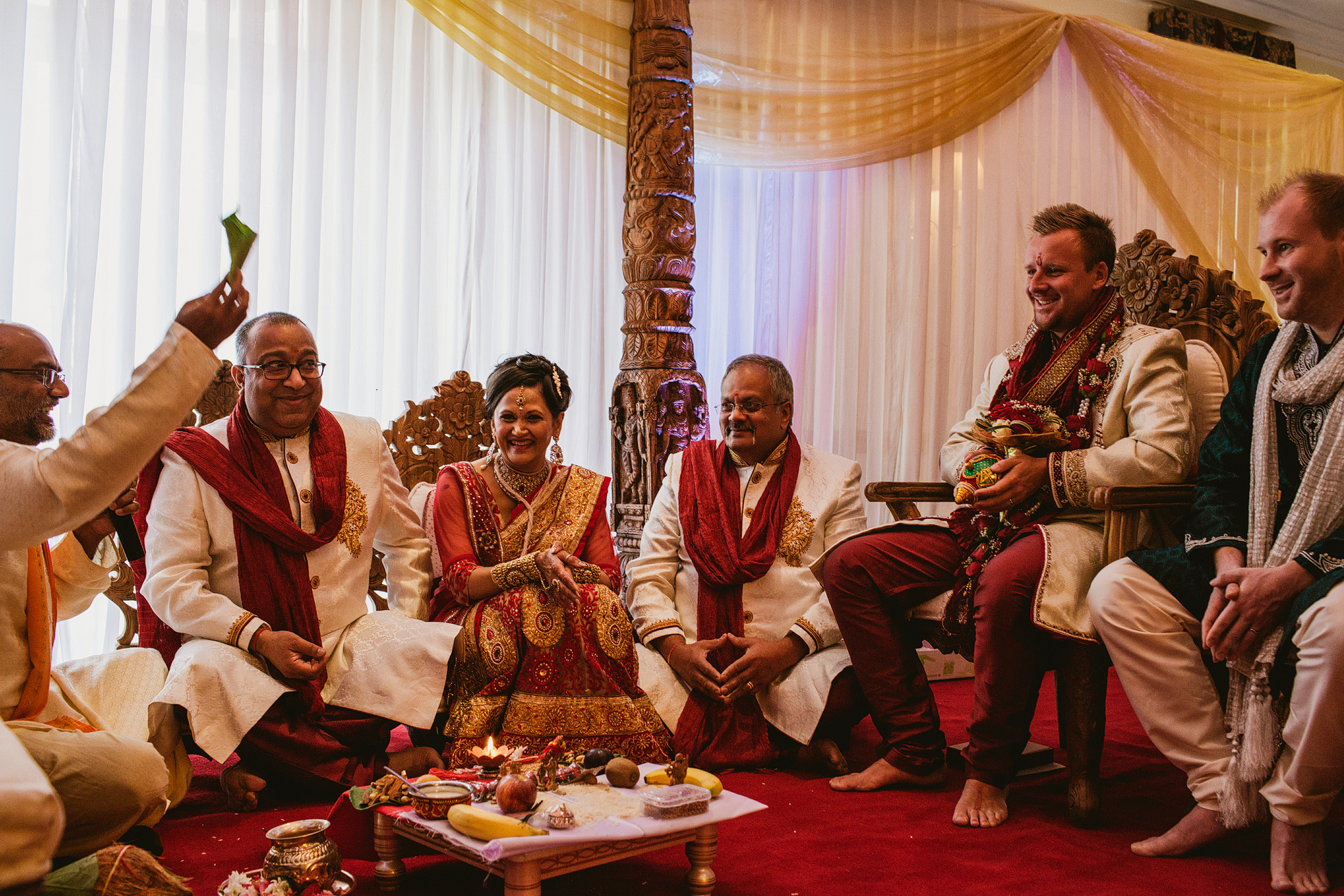 Yorkshire Indian Wedding Photography