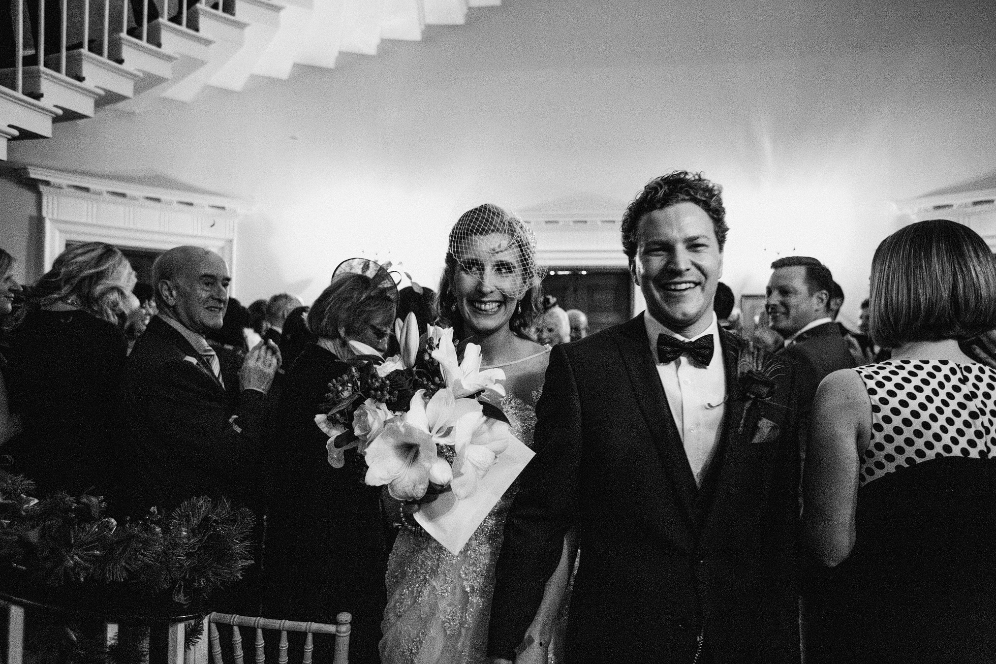 Wedding Ceremony at Middleton Lodge