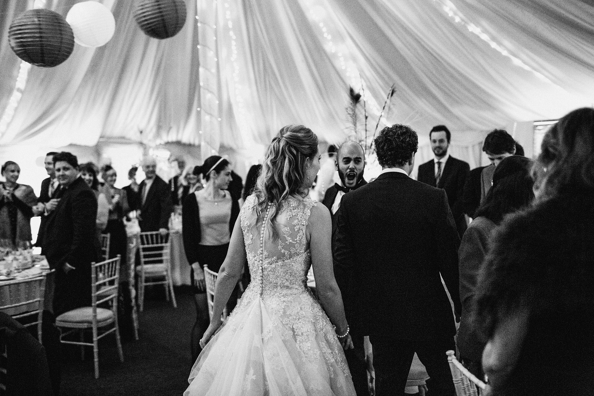 Wedding Speeches at Middleton Lodge