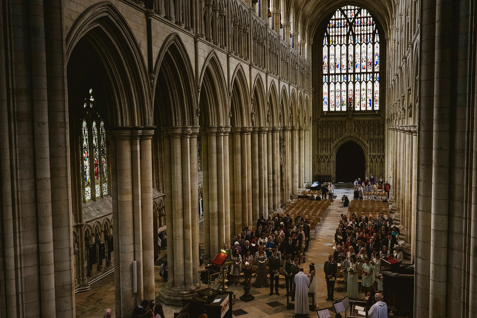 Beverley Minster Wedding Photography Yorkshire