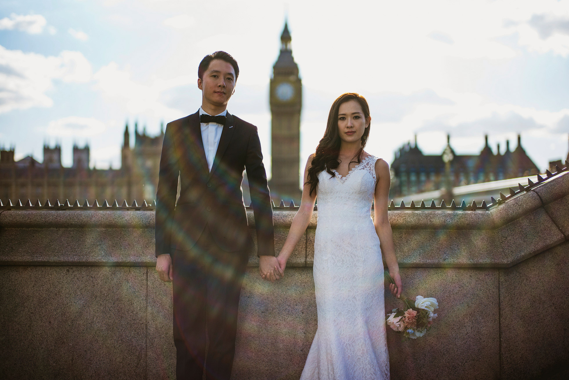 London Wedding Portraits