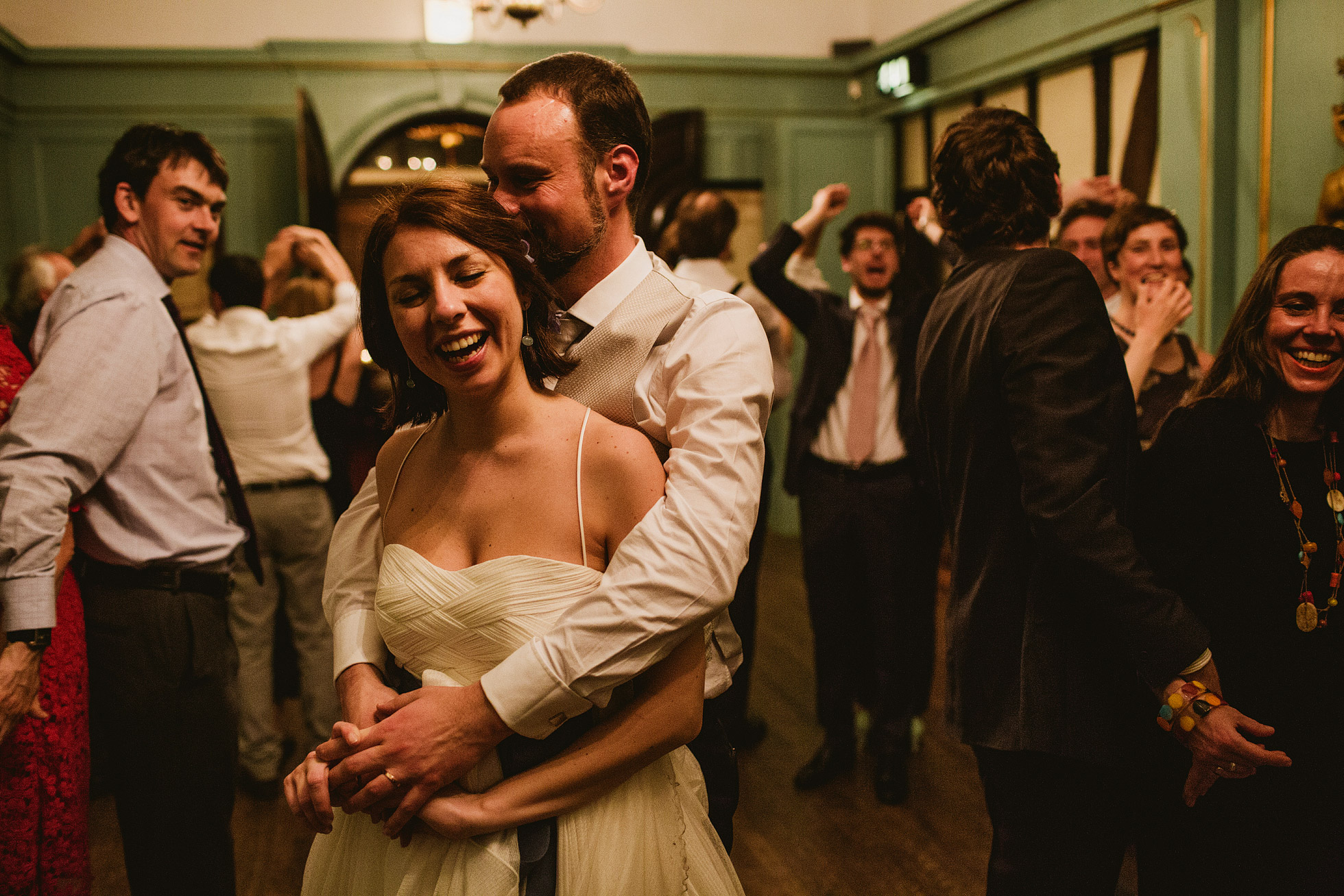 Intimate Wedding at Grays Court