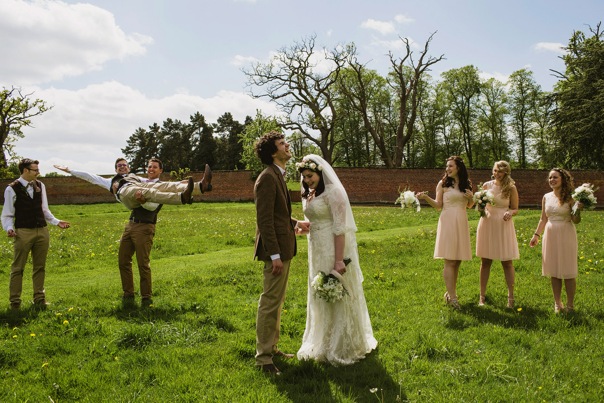 Calke Abbey Weddings