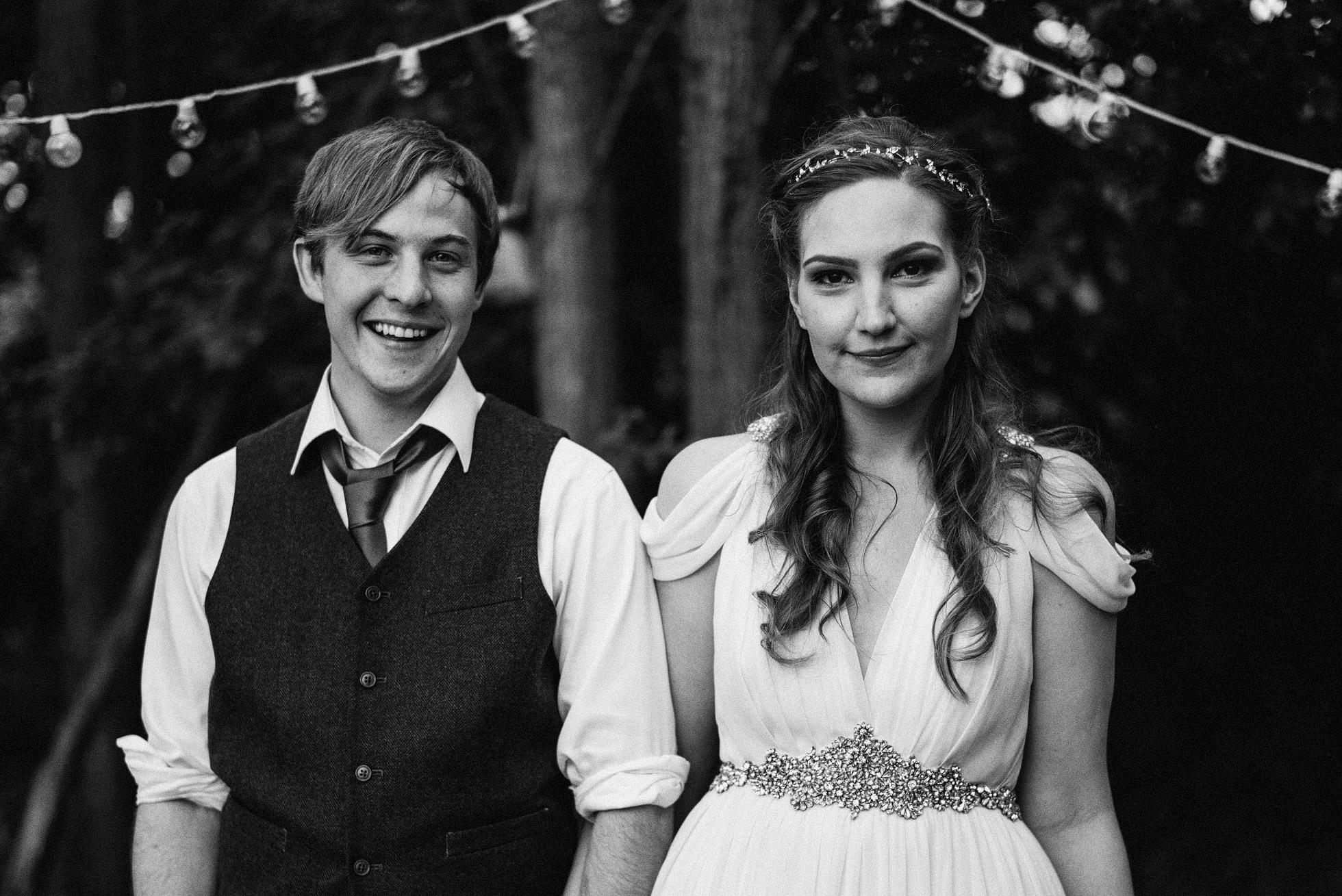 Wedding Portraits at Skipbridge