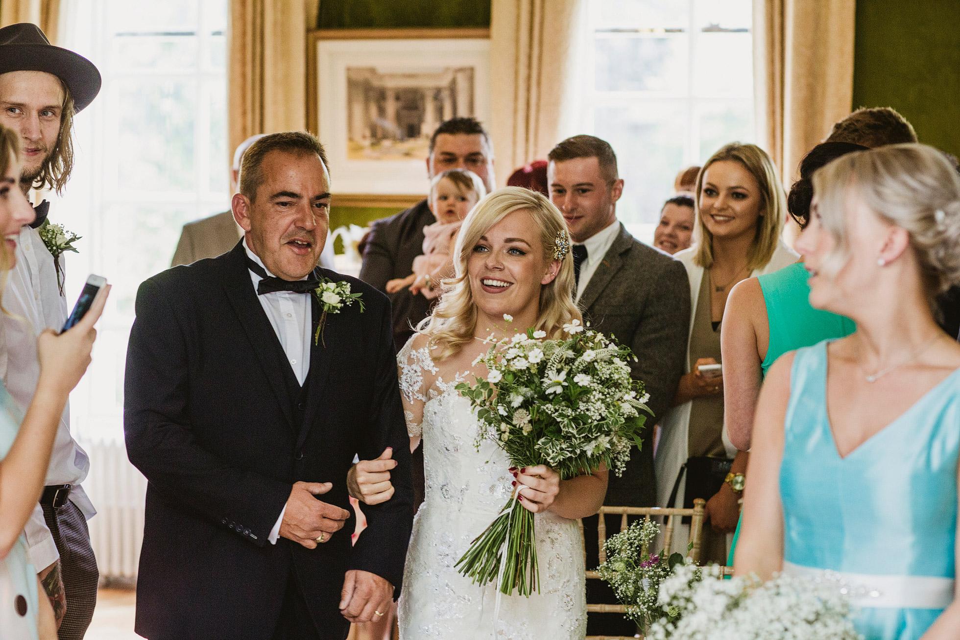 Grays Court Wedding Ceremony