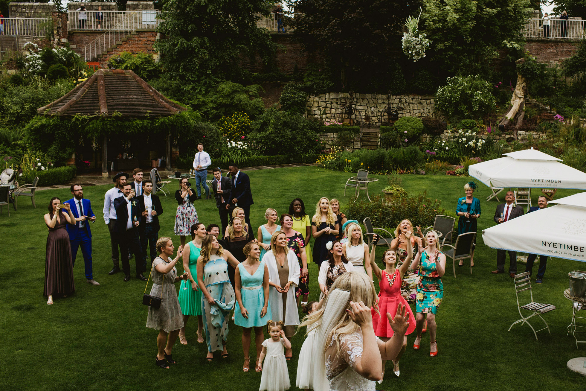 Grays Court Wedding Reception