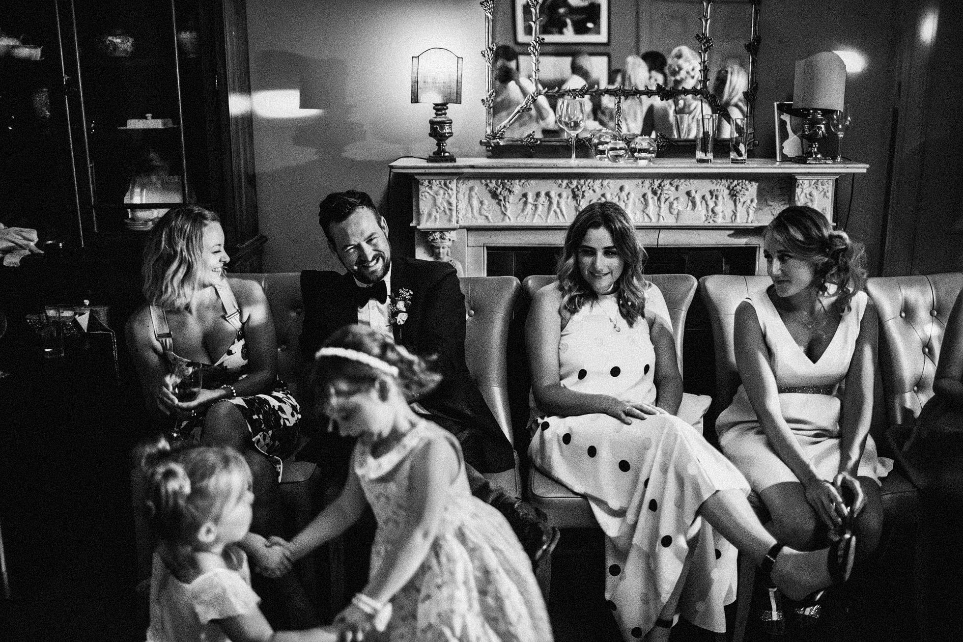 Wedding Reception at Grays Court