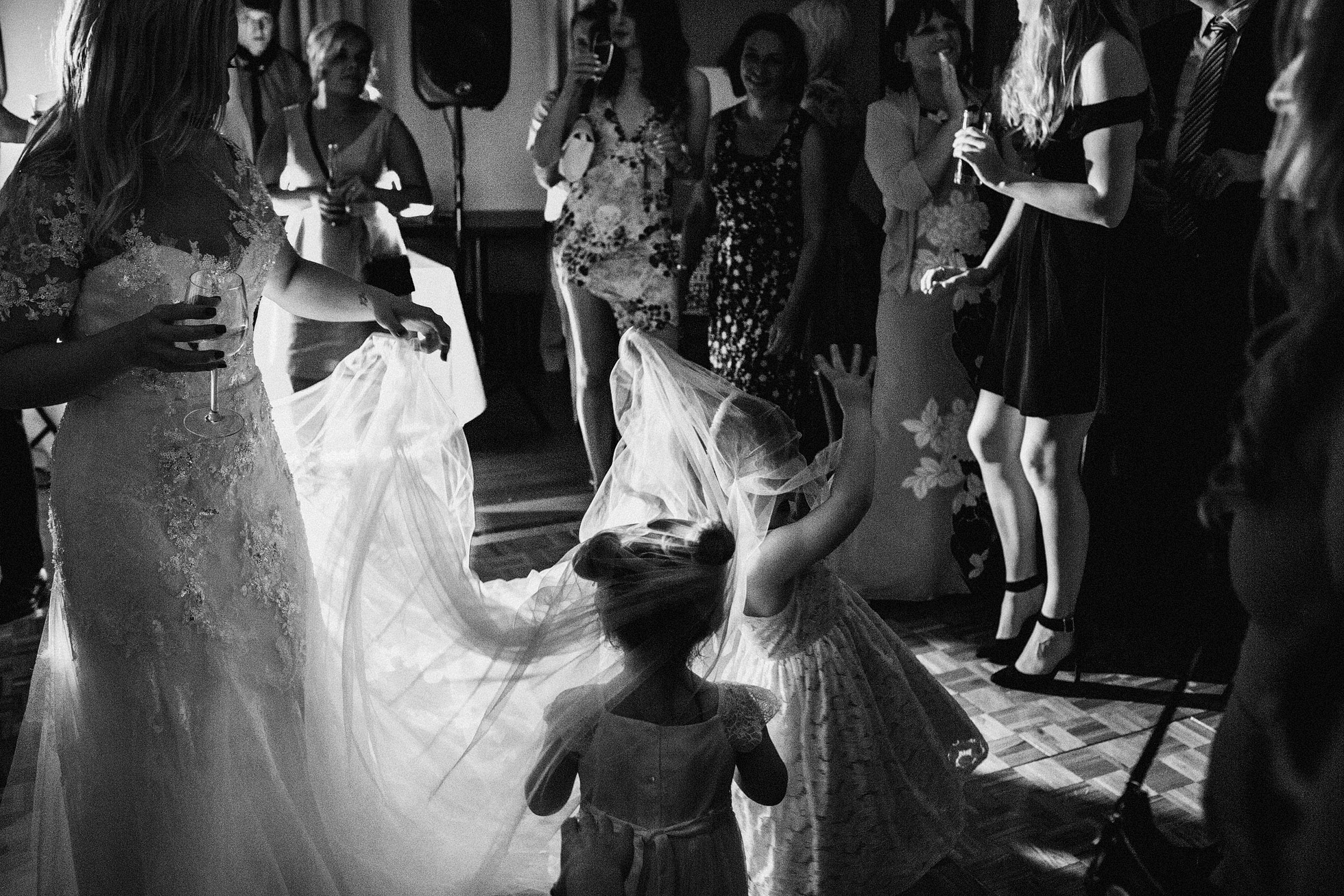 Wedding Dancing at Grays Court