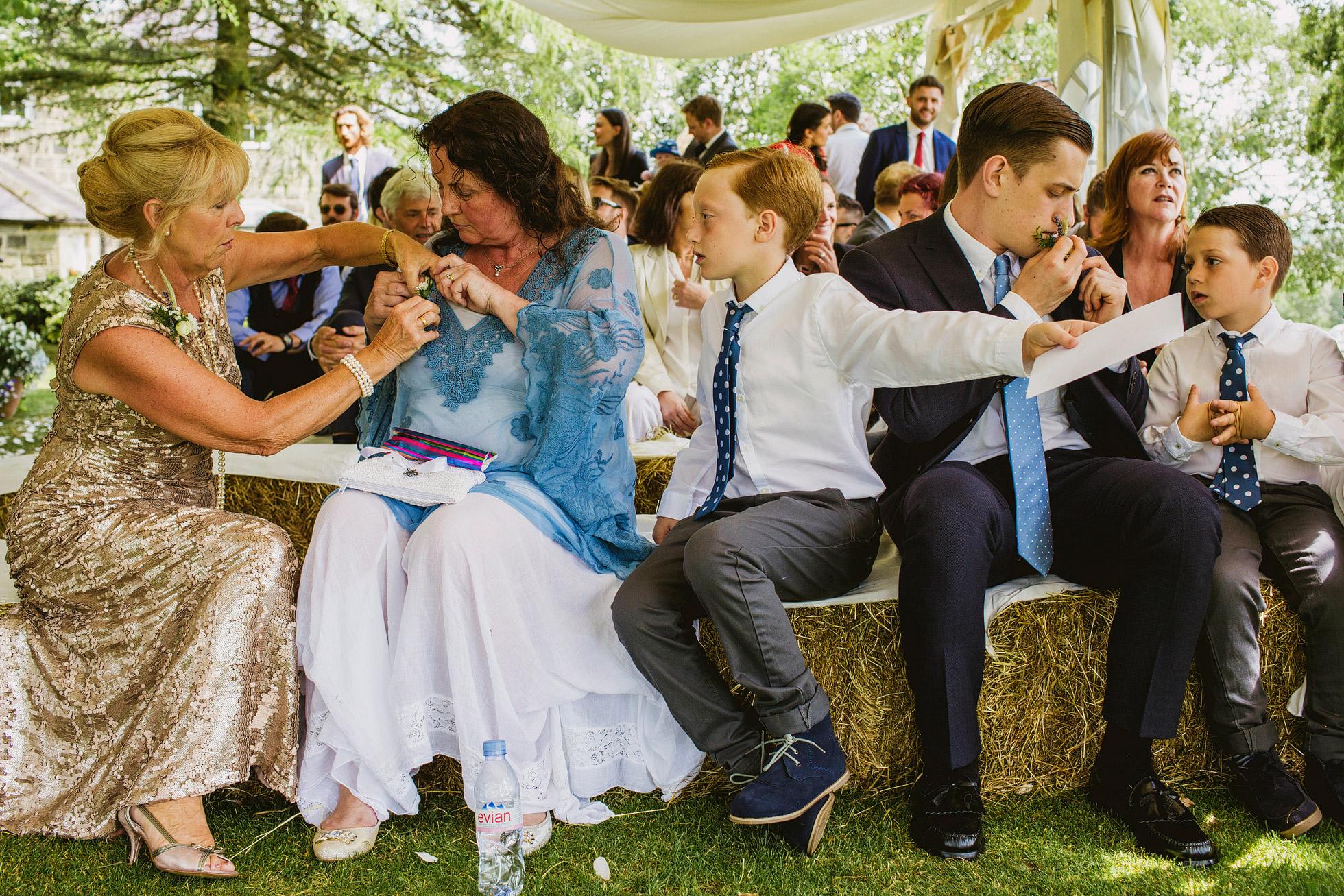 Dukes Place Courtyard Wedding Photographer