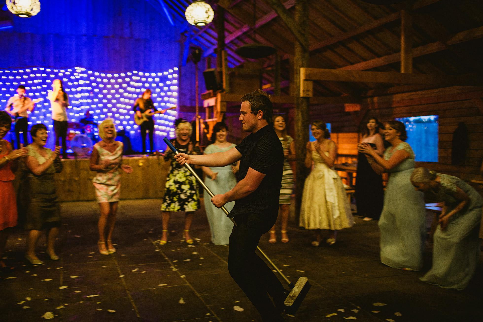 York Maze Dance Floor