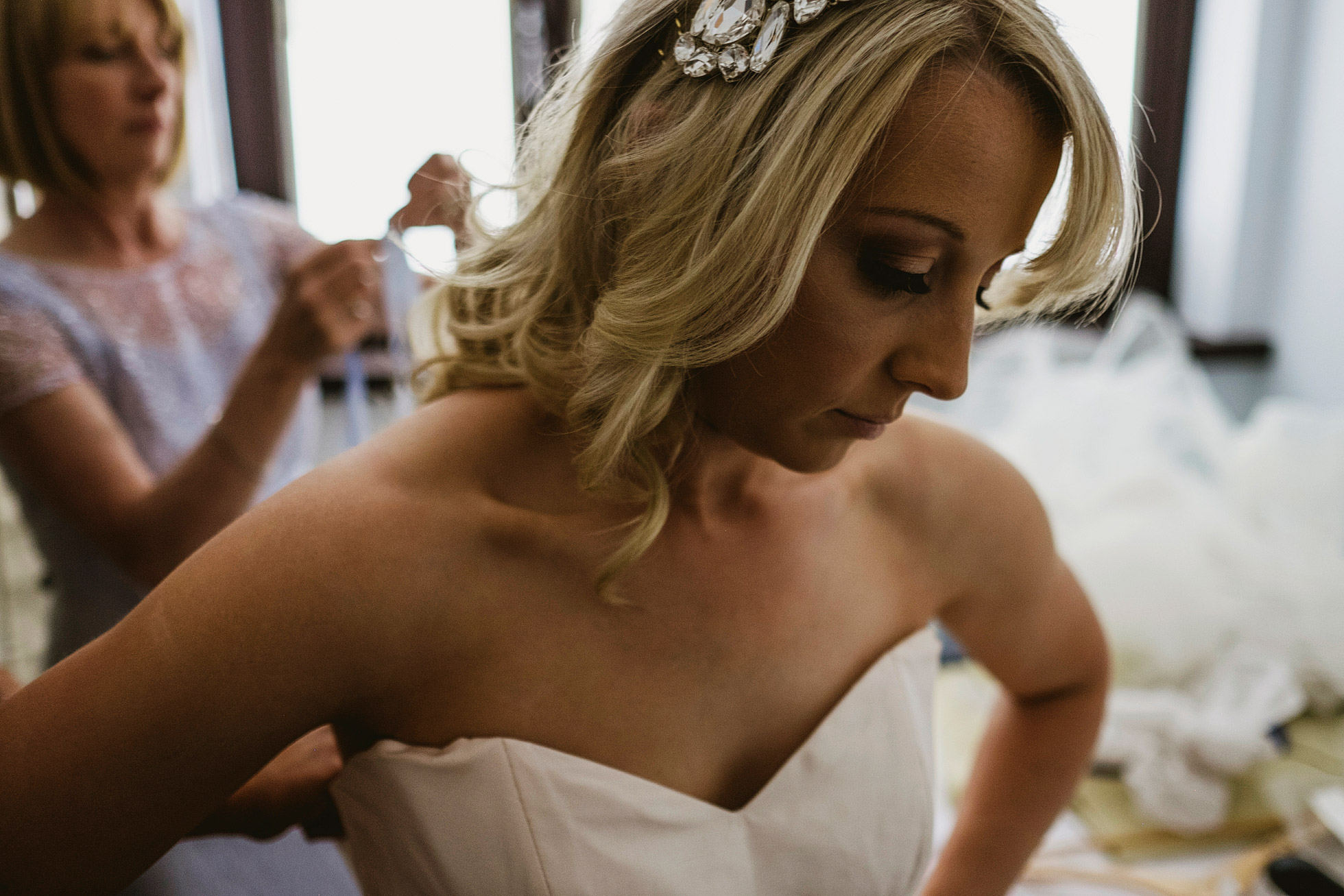 Stanley House Wedding Bridal Preparations