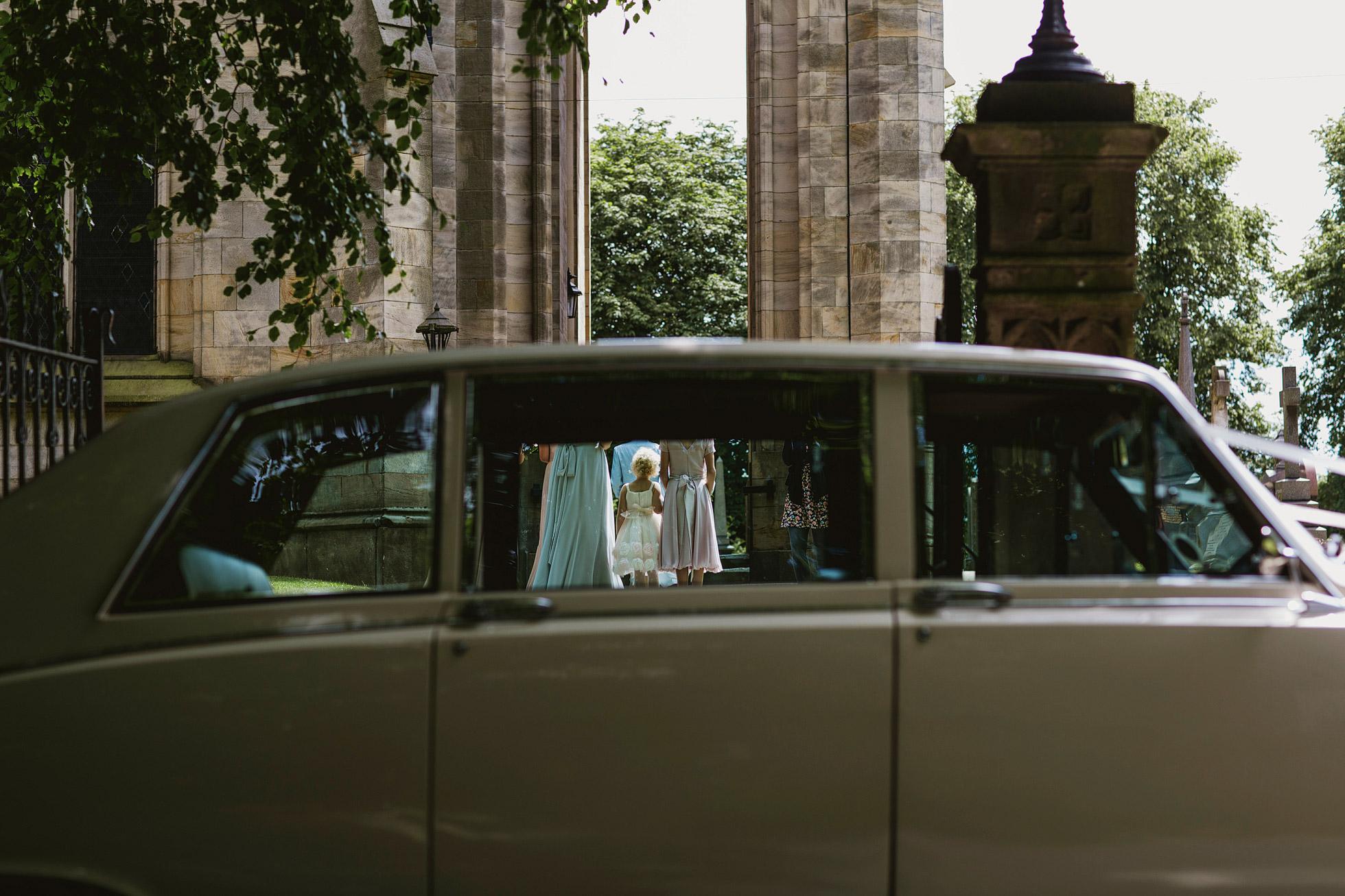 Stand Parish Weddings