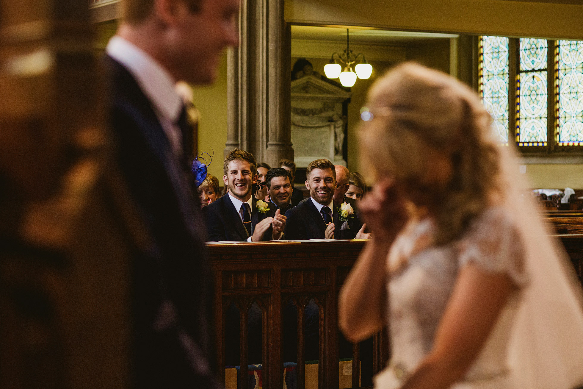 Stand Parish Wedding Photography