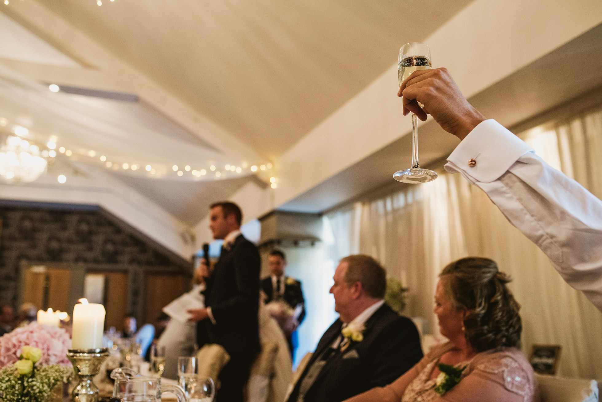 Stanley House Wedding Reception