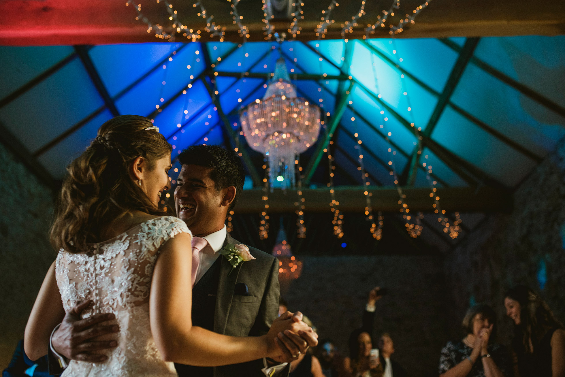 First Dance at Notley Abbey