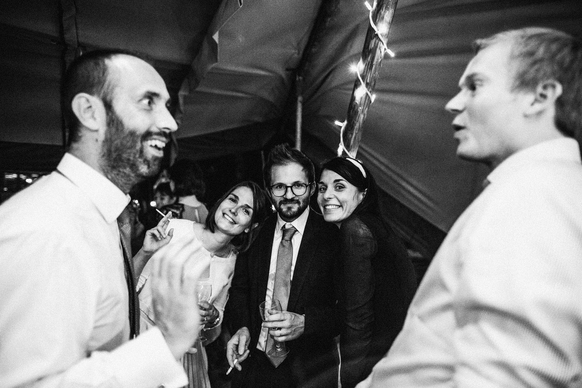 Black and White Reportage Weddings