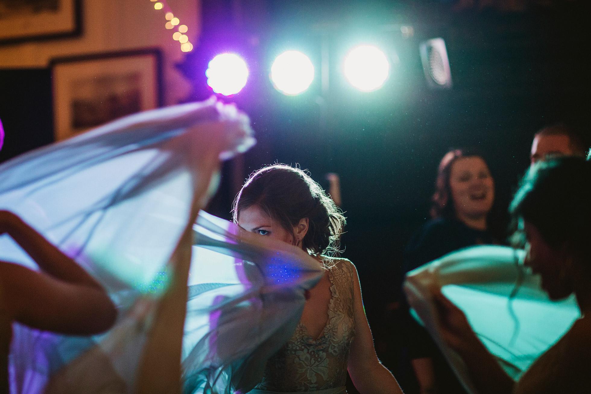 Homme House Wedding Dancefloor