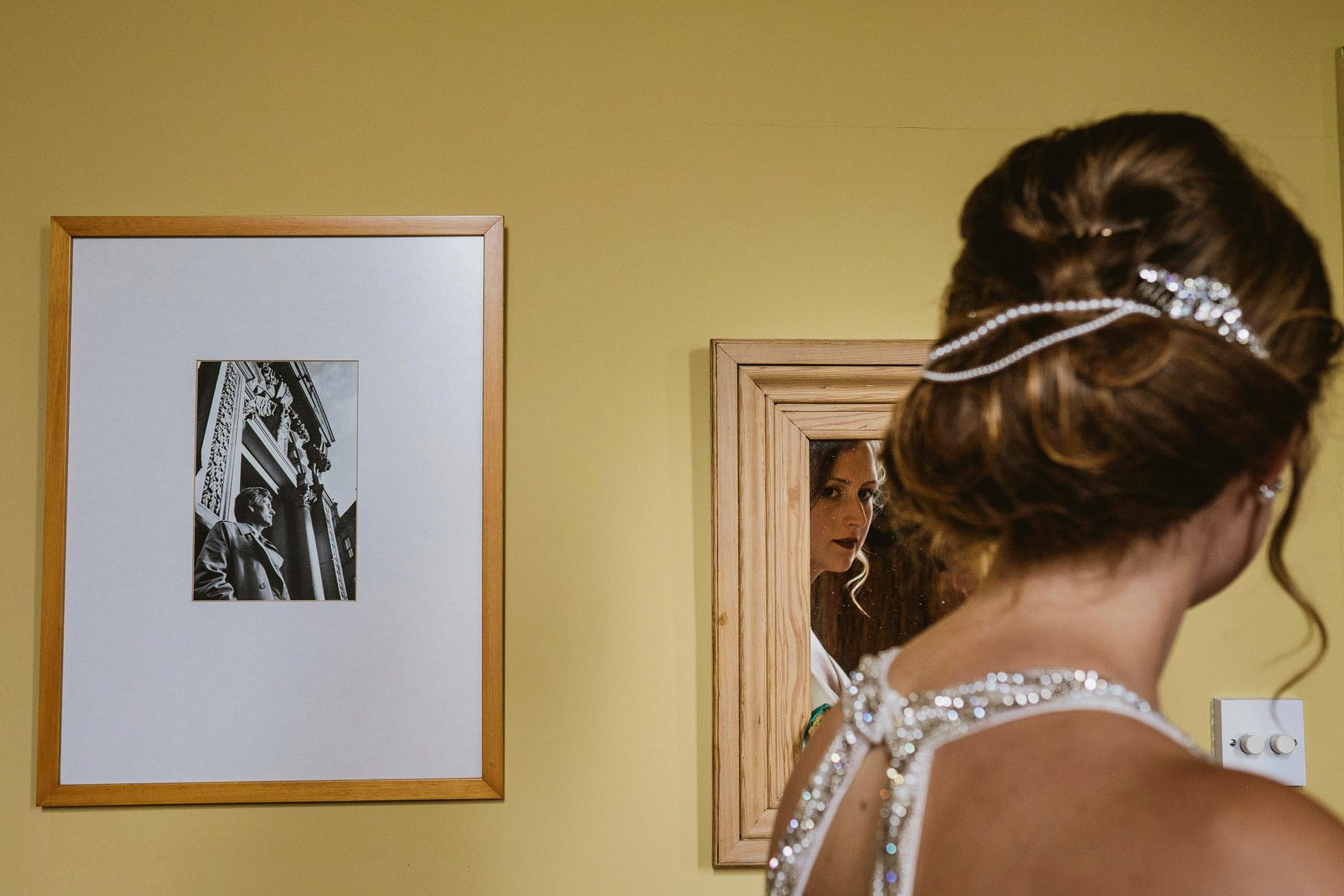 Documentary Bridal Preparations Yorkshire