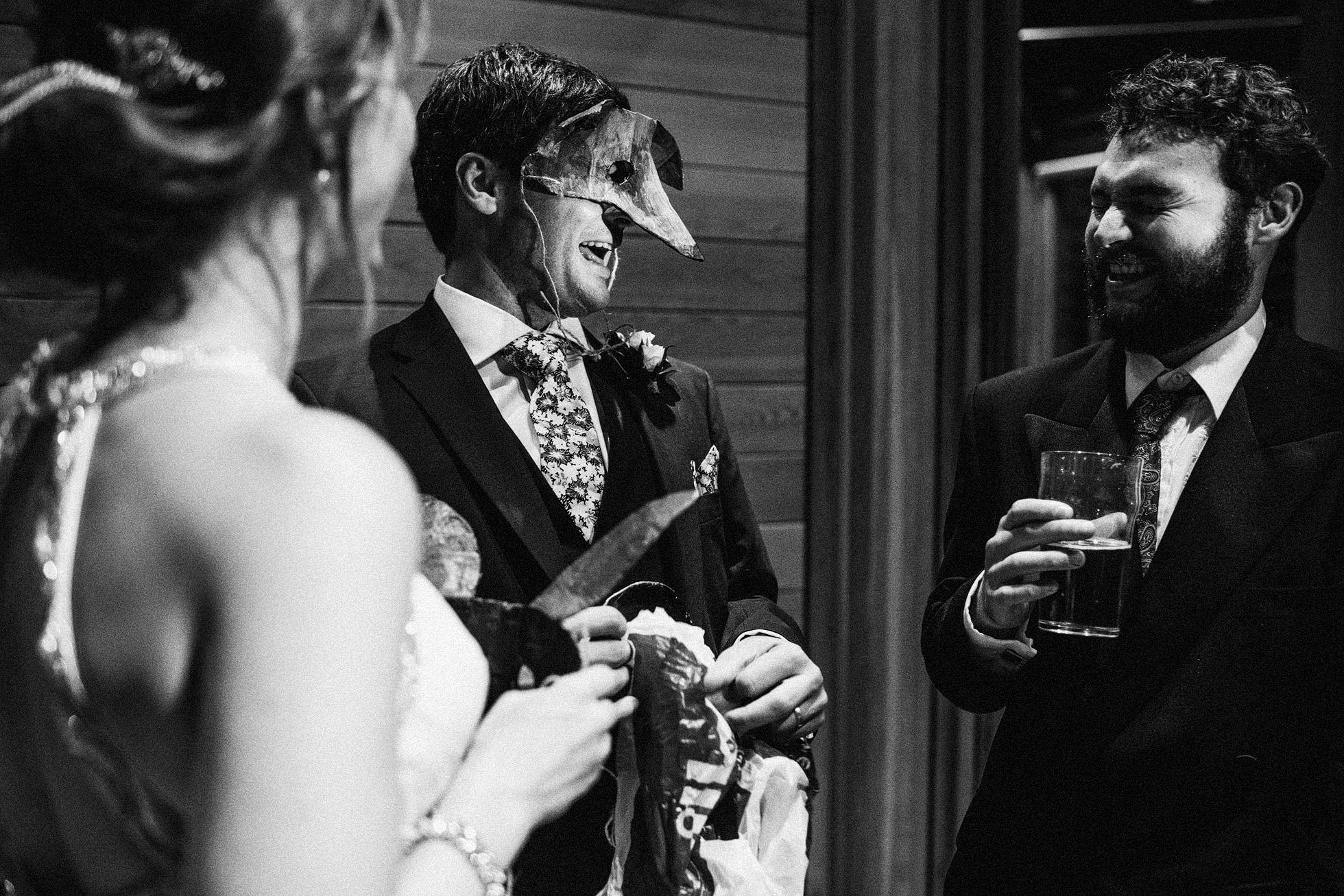 Utopia Broughton Hall Wedding Guests