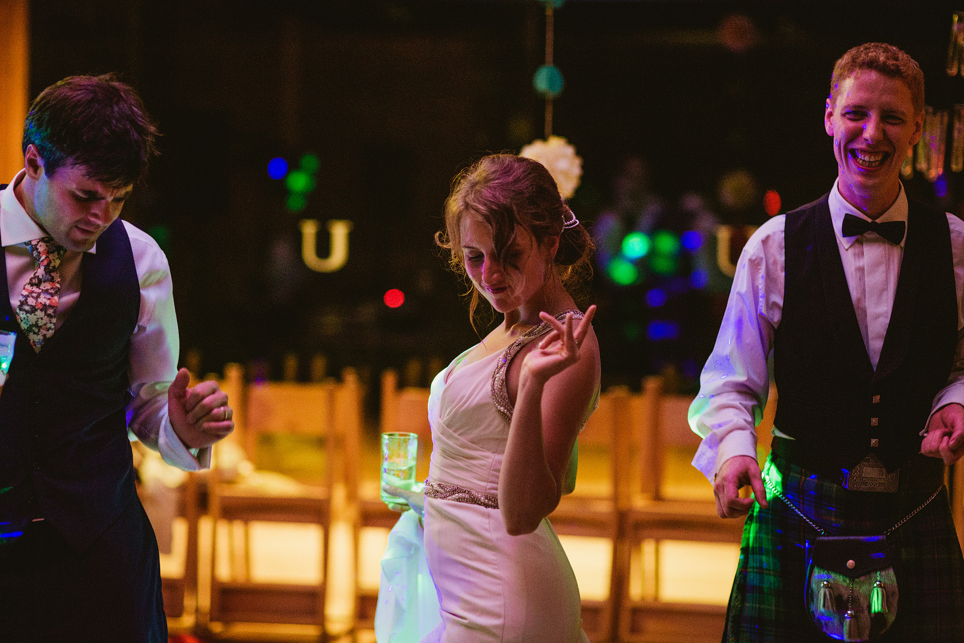 Utopia Broughton Hall Dancing