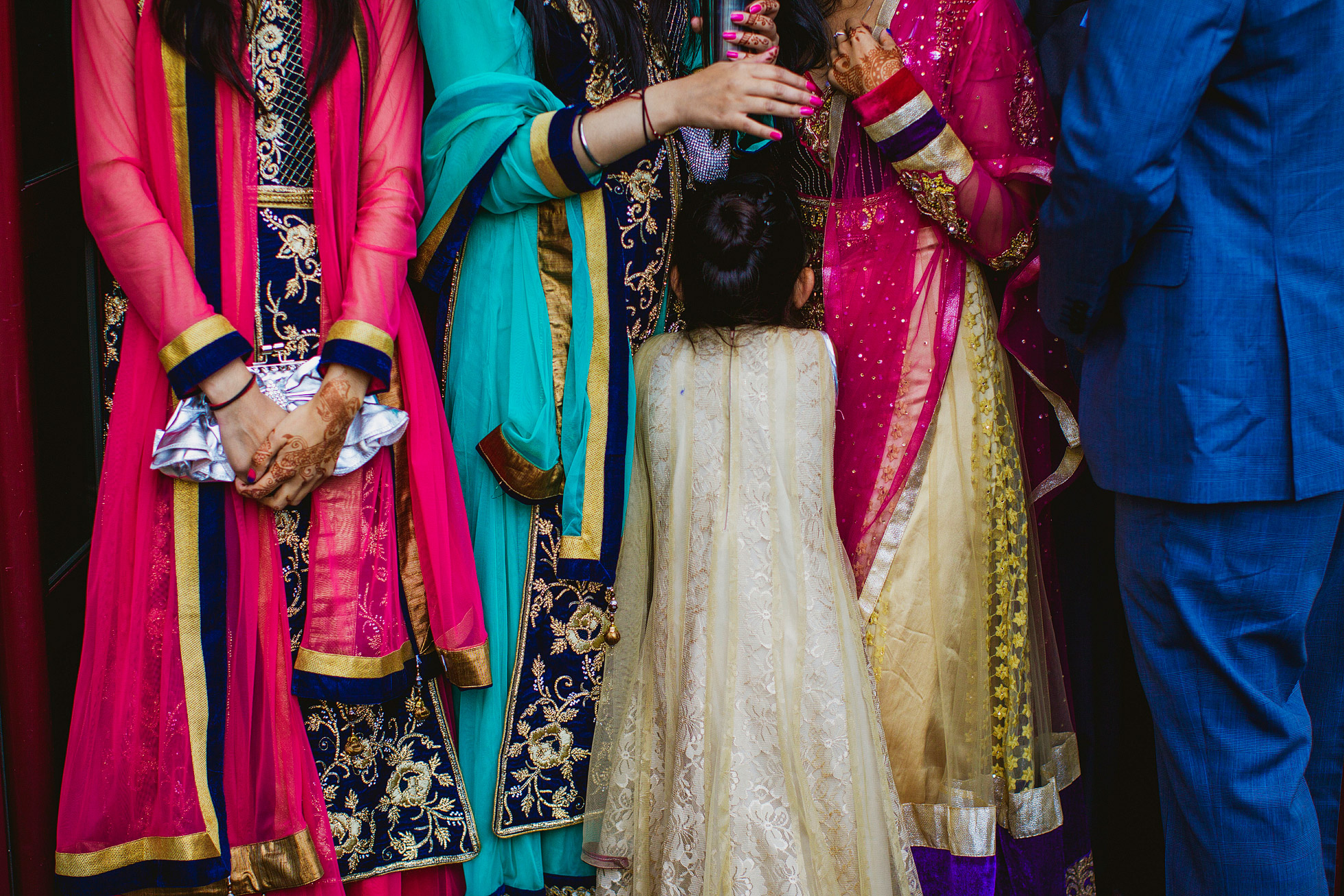 Shree Lakshmi Narayan Hindu Temple Wedding Photography