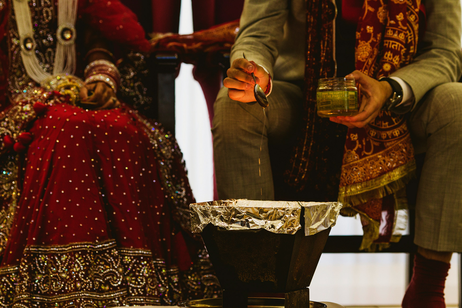 Shree Lakshmi Narayan Hindu Temple Wedding Ceremony