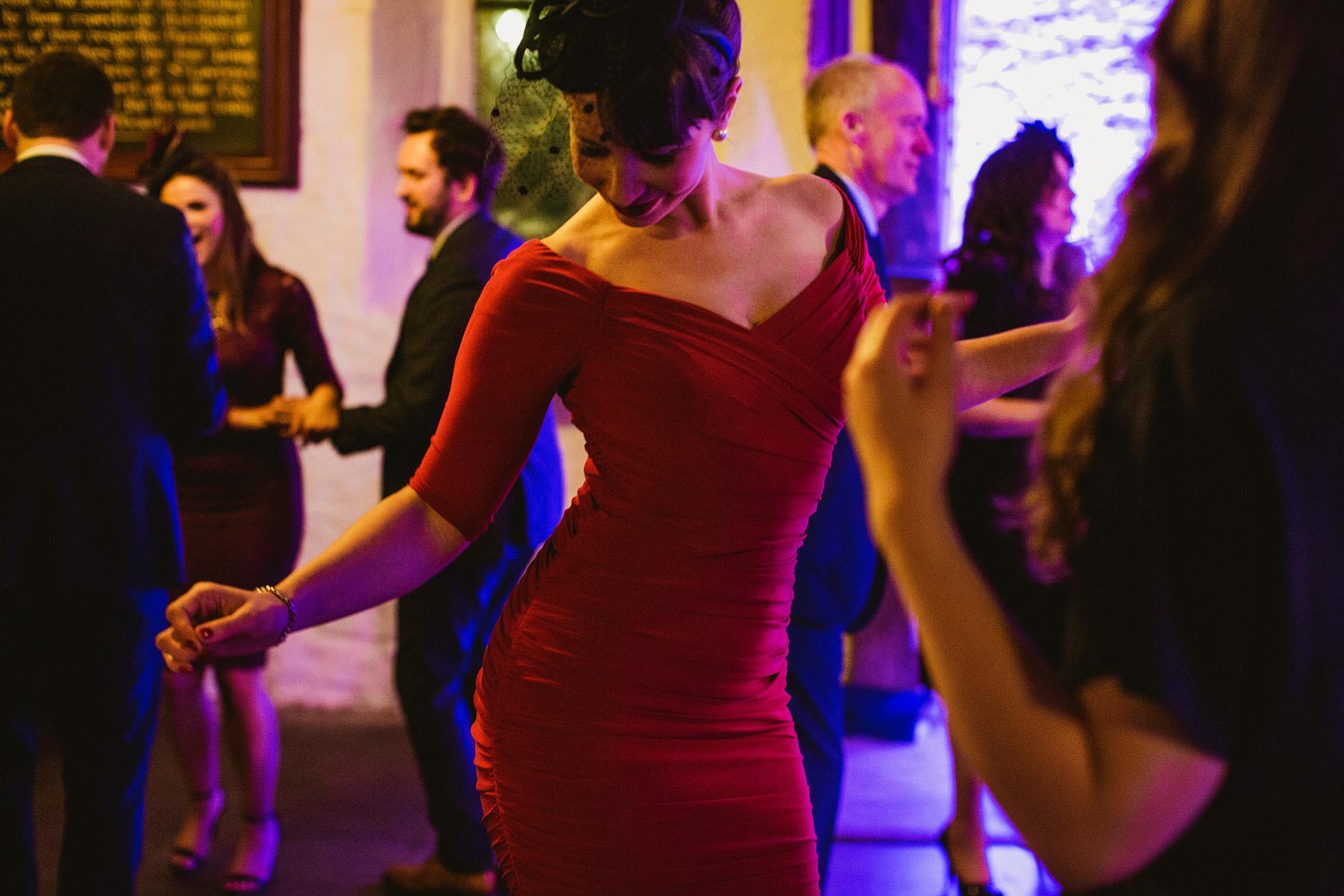 Merchant Adventurers Hall Dancing