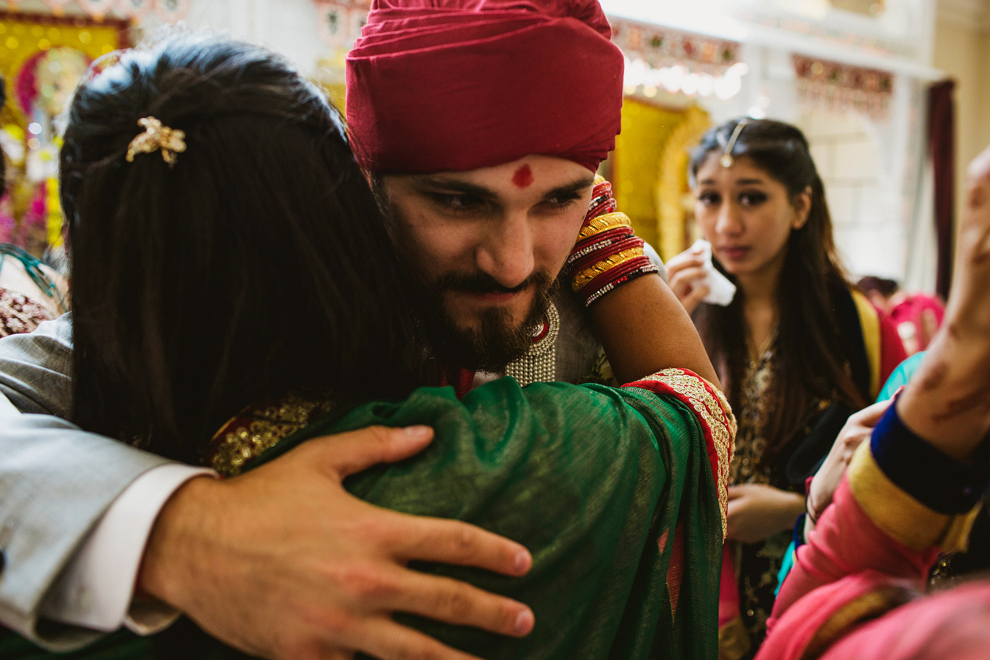 Emotional Indian Wedding Ceremony