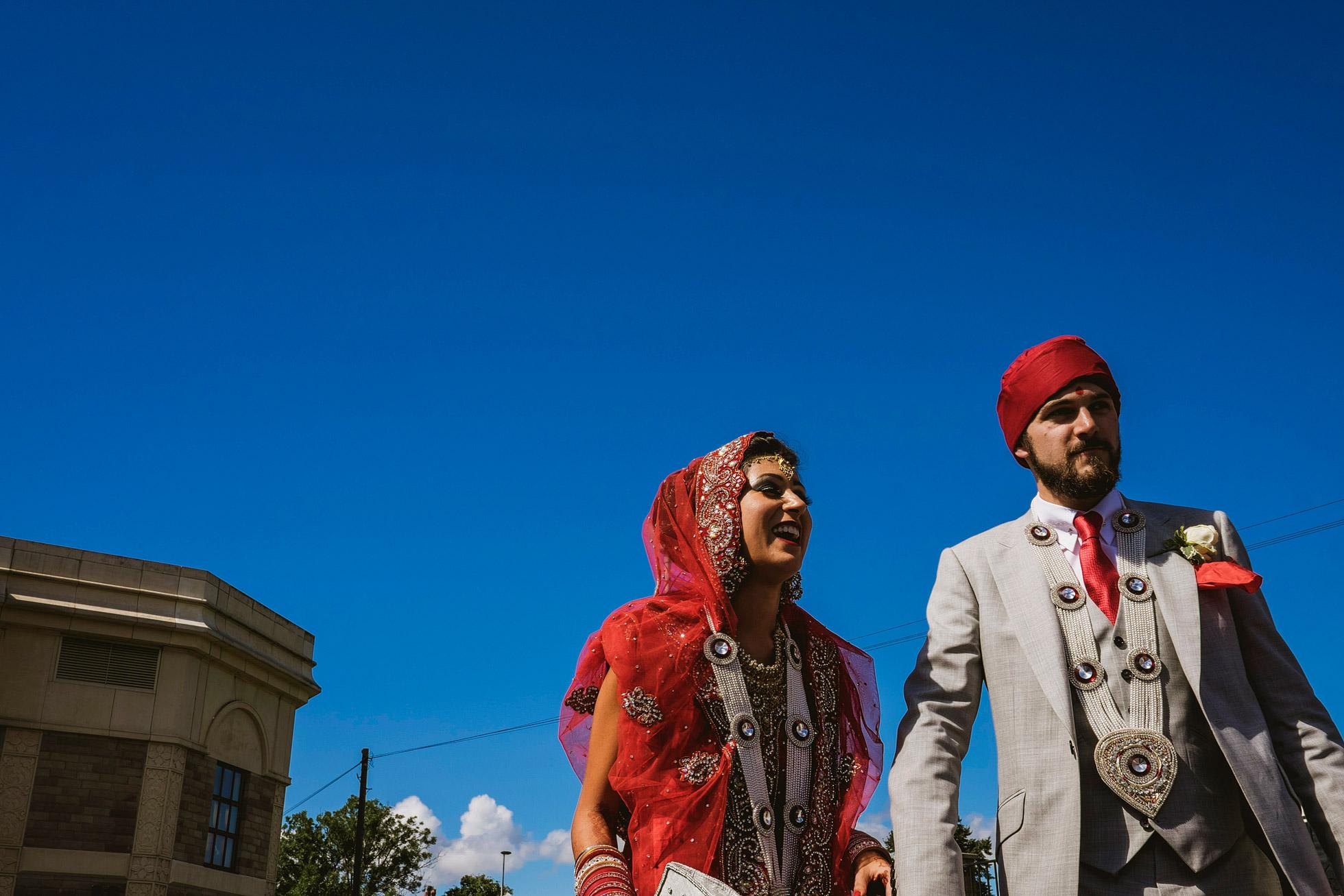 Emotional Indian Wedding Ceremony