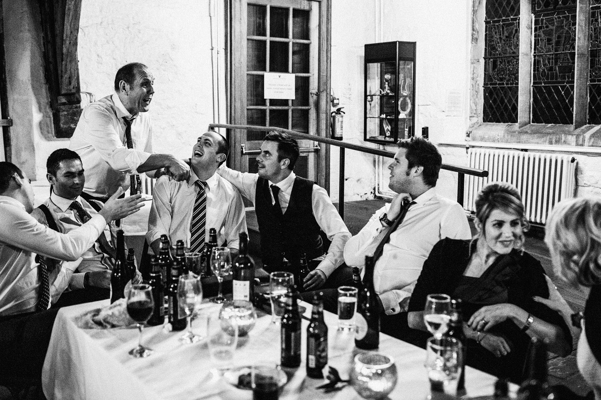 Merchant Adventurers Hall Evening Wedding Reception