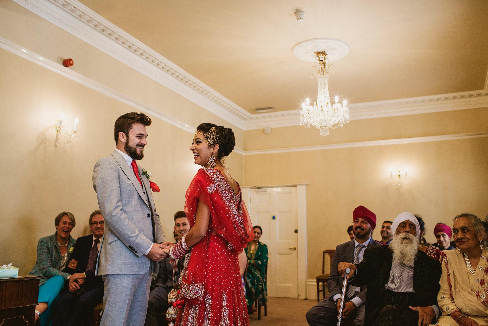 Bilton House Wedding Photographer