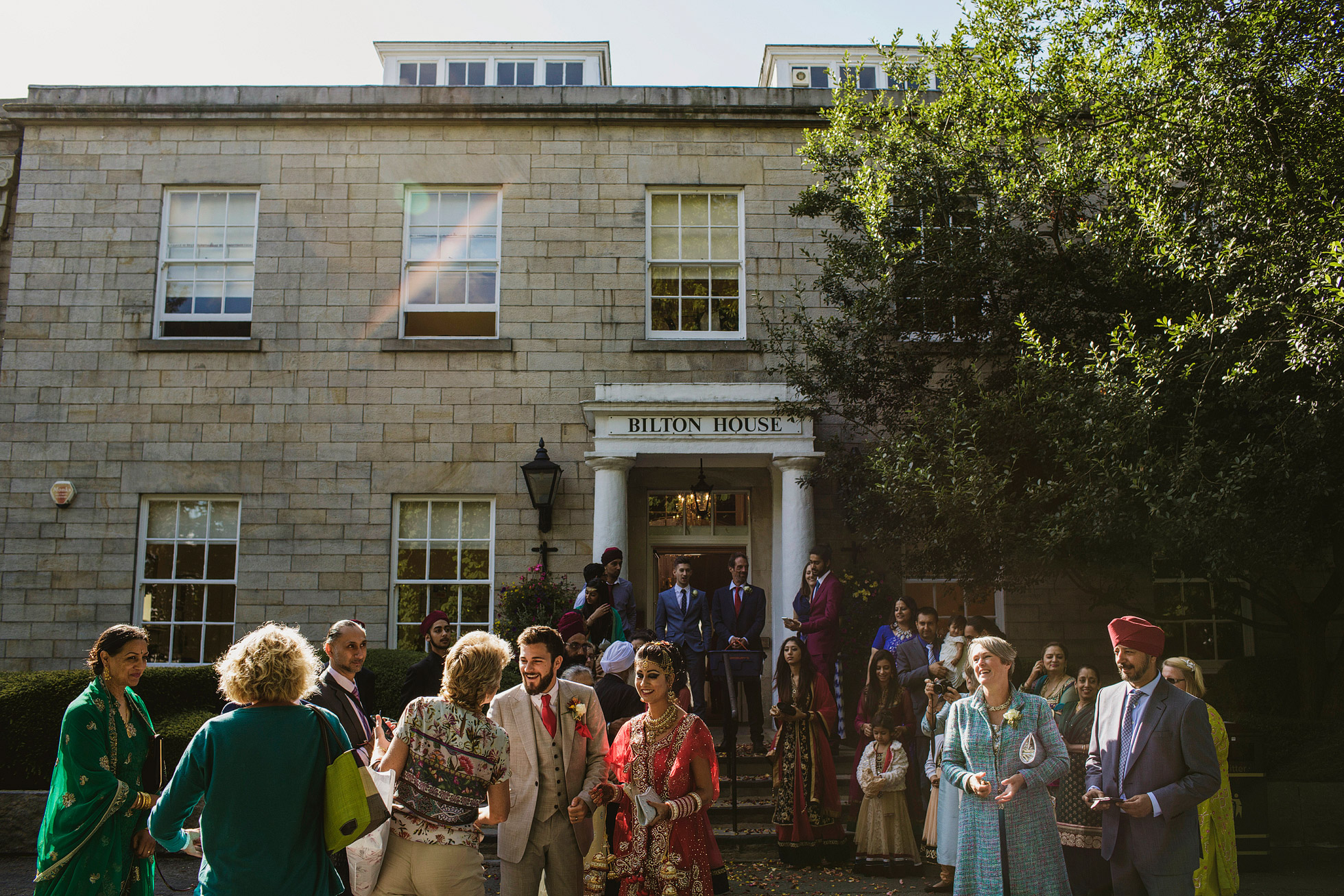 Bilton House Wedding Photographers