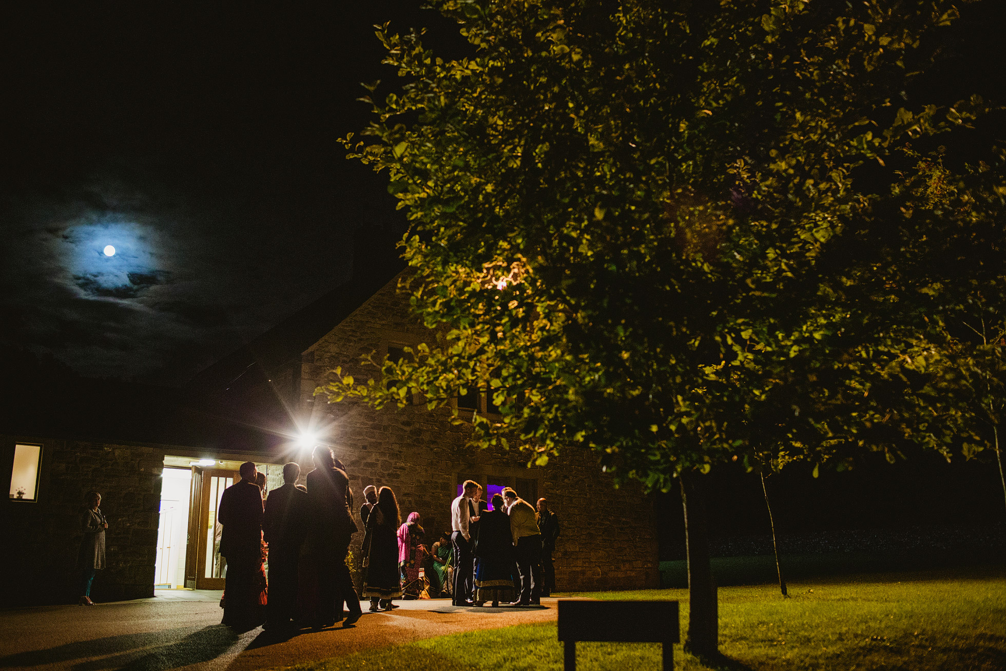 Cracoe Village Hall Wedding Photographer